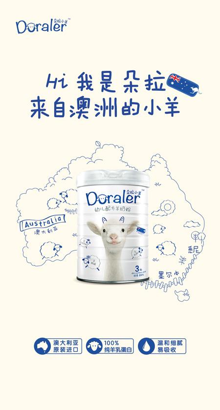 hi,我是朵拉,来自澳洲的小羊